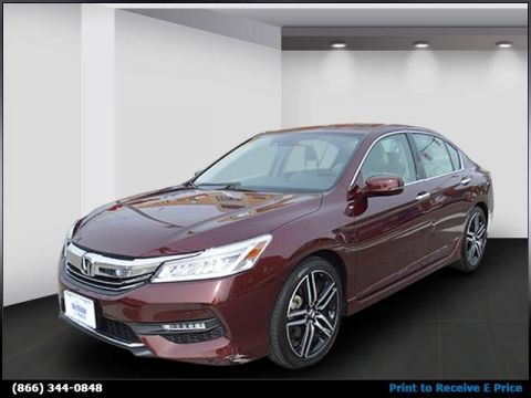2017 Honda Accord Sedan Touring